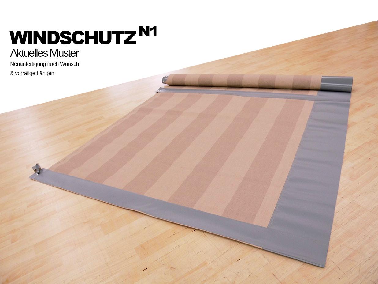 Windschutz Aus Markisenstoff M Brauer Gmbh Oldenburg