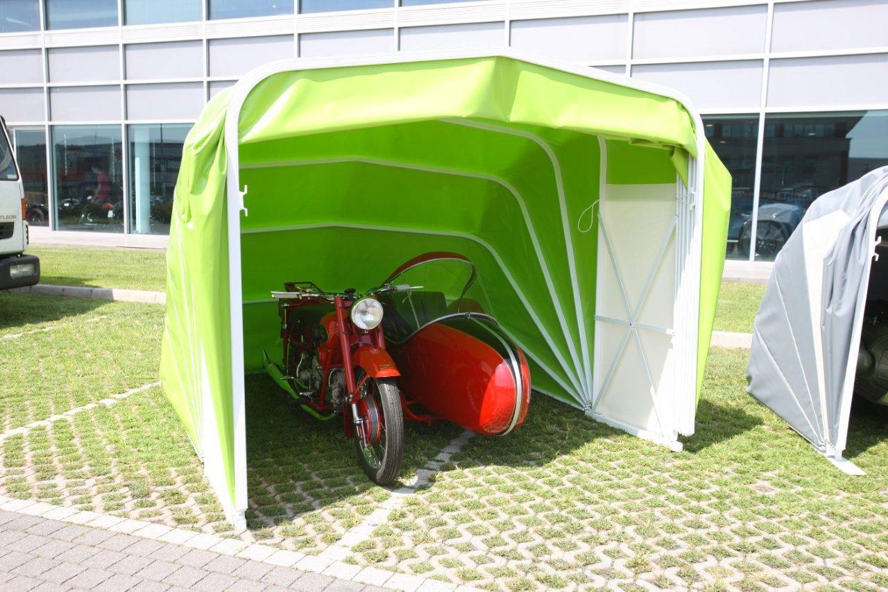Auto faltgarage box modulare m brauer gmbh for Box auto modulare prezzi