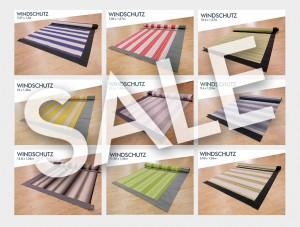 Windschutz Sale bei M. Brauer GmbH