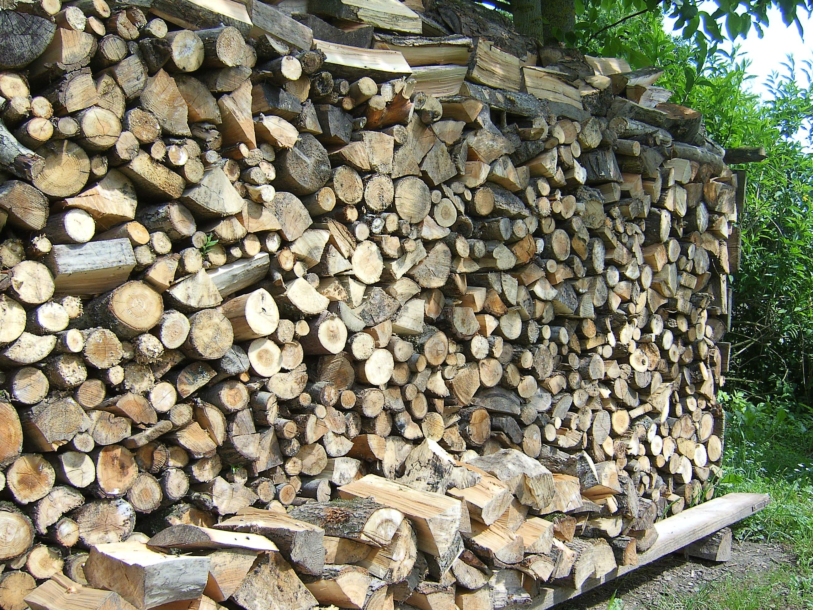 Abdeckplanen F R Den Schutz Von Brennholzstapeln