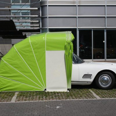 Faltgarage Box Modulare bei M. Brauer GmbH Donnerschweer Str. 299 26123 Oldenburg
