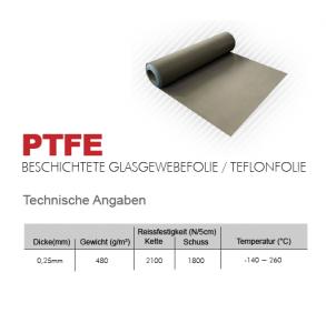 PTFE Glasgewebefolie Teflonfolie M.Brauer GmbH Donnerschweer Str. 299 26123 Oldenburg