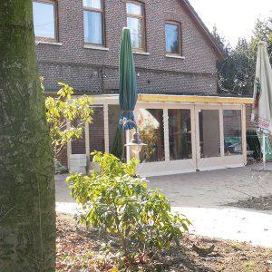 Terrassenverkleidung Pavillon Gastronomie von M. Brauer GmbH Donnerschweer Str. 299 26123 Oldenburg
