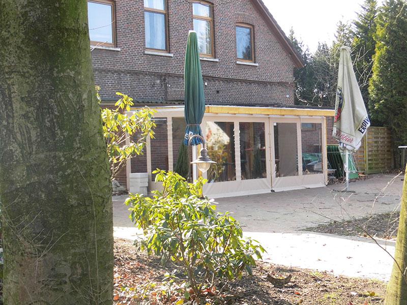 Terrassenverkleidung Gastronomie M Brauer Gmbh