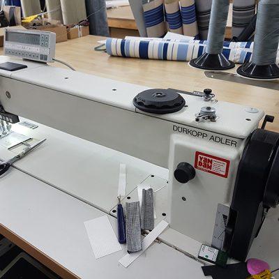 Industrienähmaschine M. Brauer GmbH Donnerschweer Str. 299 26123 Oldenburg