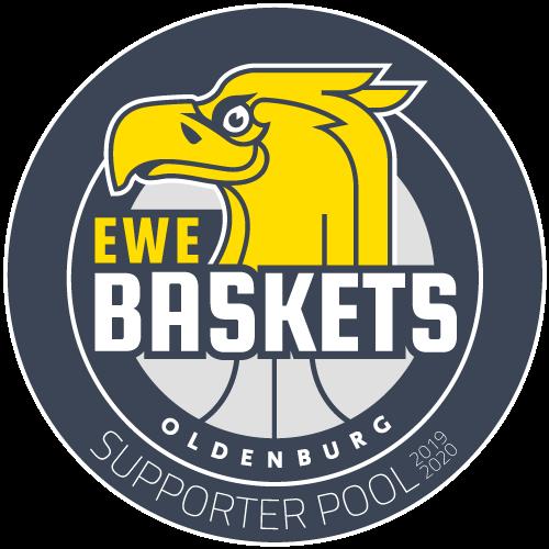 Die M. Brauer GmbH ist stolzer Supporter der EWE Baskets Oldenburg