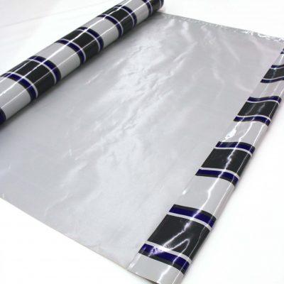 PVC Blau Grau